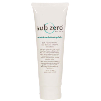 Sub Zero™ Topical Analgesic