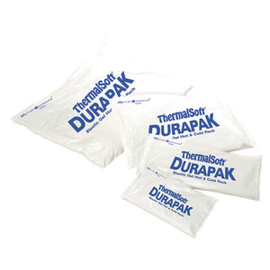 "ThermalSoft® DuraPak™ Cold and Hot Pack - Small - 4"" x 6"" - Case of 48"