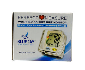 Wrist Blood Pressure Unit