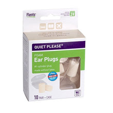 Flents Quiet Please Ear Plugs (10 Pair)
