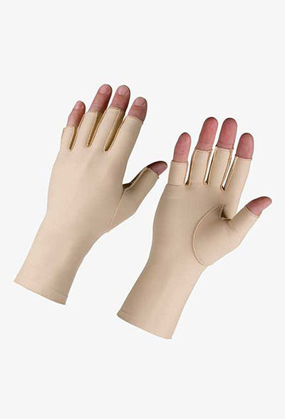 Hatch Edema Glove - 3/4 Finger over the wrist