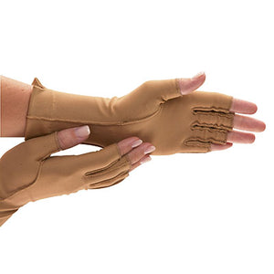 Isotoner Open Finger Therapeutic Glove