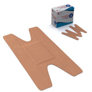 Adhesive Fabric Bandages Knuckle Sterile