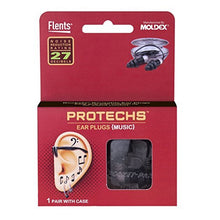 Flents Protechs Ear Plugs for Music