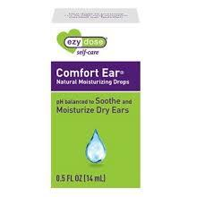 Ezy Dose Self-Care Comfort Ear Drops
