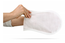 Aqua® Sensitive waterless wash glove