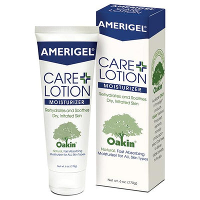 AmeriGel Care Skin Moisturizing Lotion 6oz