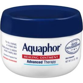 Aquaphor Healing Ointment, 3.5 Oz Unscented Jar