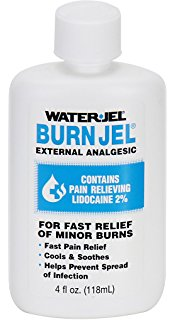 Burn Jel 4oz. Squeeze Bottle