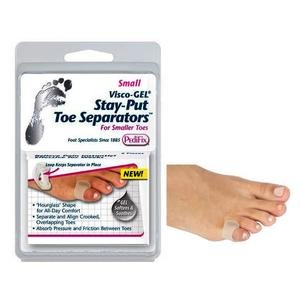 Visco-GEL® Stay-Put Toe Separators™