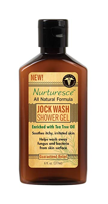 Nurturesce® Jock Wash Shower Gel