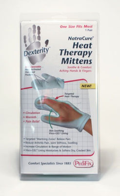 Dexterity™ NatraCure® Heat Therapy Mittens