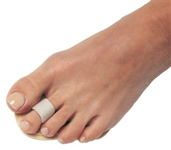 Podiatrists' Choice® Toe Straightener (Single Toe Budin Splint)