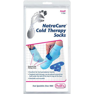 NatraCure® Cold Therapy Socks