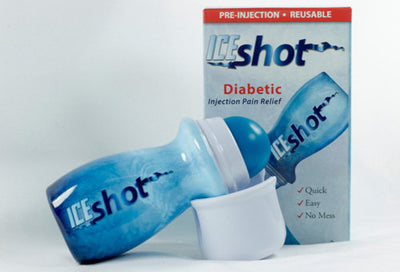 ICESHOT Pre-injection Site Numbing Product