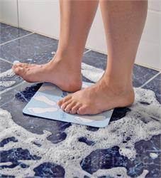 Pedi-Quick® Step-N-Smooth® Shower Foot File