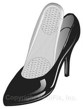 Clear Comfort™ GEL Insoles for Women