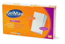 Gelmax Super-Absorbent Pad, 25 Count - Premium Quality Absorbent Pads for Bedside Commode Liners