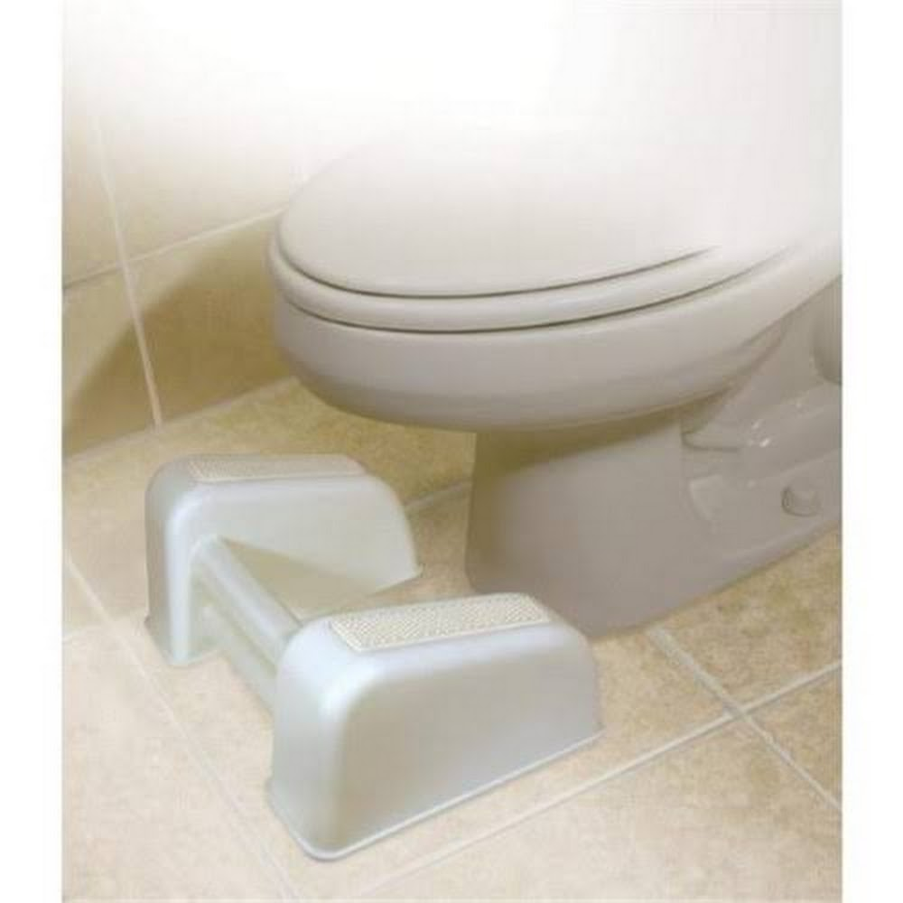 RE-LAX TOILET FOOT REST