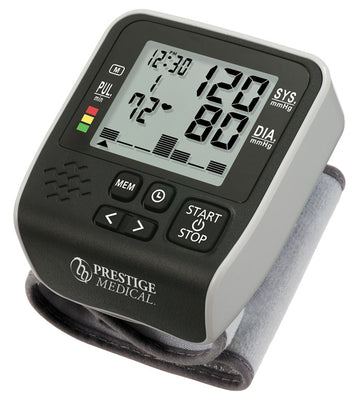 Wristmate™ Premium Digital Blood Pressure Monitor