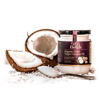 cocobellas raw organic virgin coconut oil