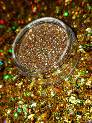 Treasures Untold | Lil' Mermaid HD Glitter