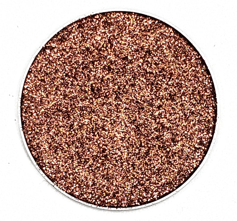 Blushed Copper Pressed HD Glitter