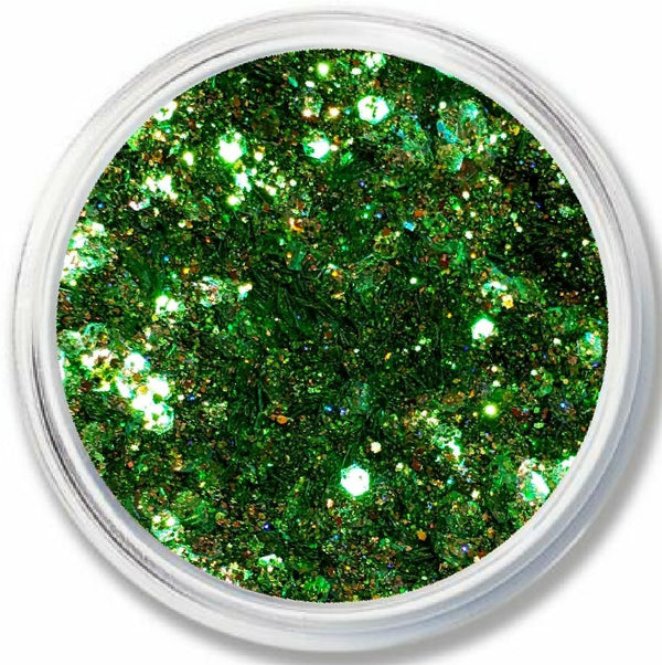 Kiss Me | Limited Edition St. Pattie's Day Chunky HD Glitter
