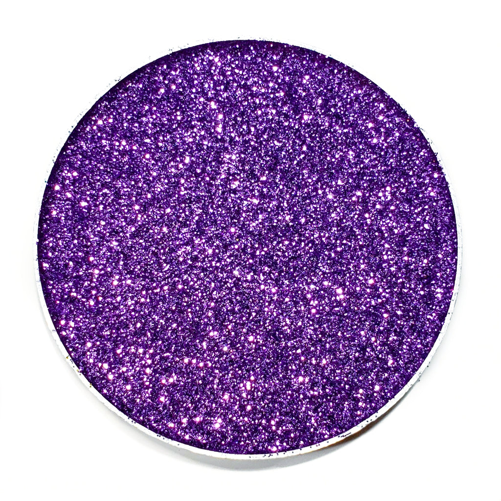 Purple Cosmetic Grade eyeshadow Glitter
