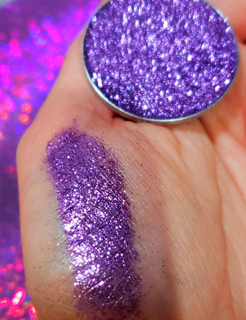 AMETHYST Pressed HD Glitter