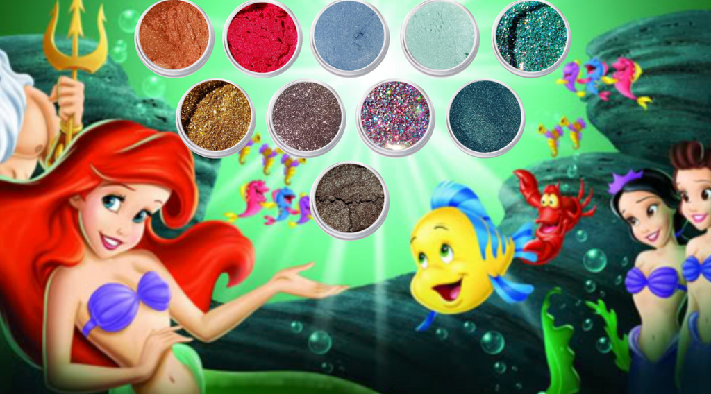 The Little Mermaid Treasure Vault