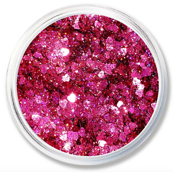 BE MINE | Limited Edition Valentine's Day Chunky HD Glitter