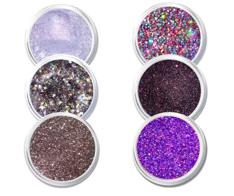MINERAL-EYES Eyeshadow Fashion Show Edition