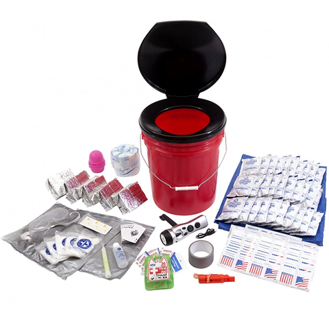 Deluxe Classroom Lockdown Kit for 30 People