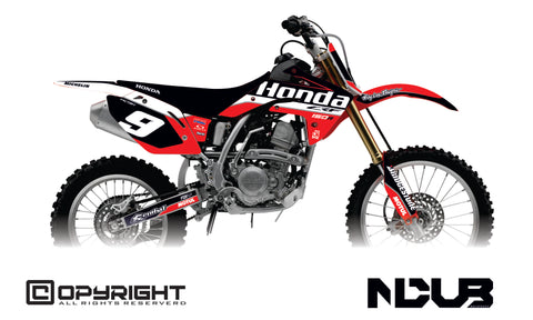 HONDA CRF150R FACTORY KIT