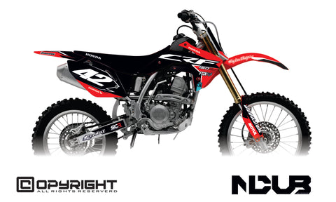 HONDA CRF150R SCR KIT