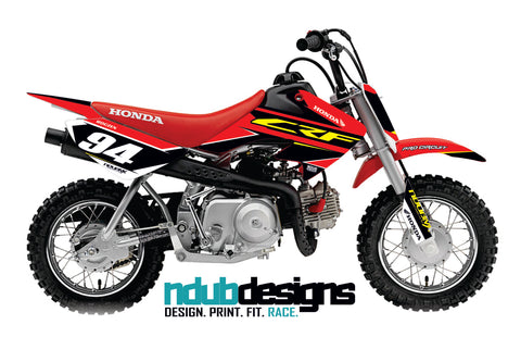 CRF50 RACER kit