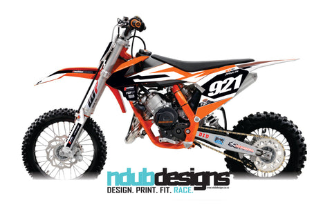 STOCKER ktm50-65cc kit