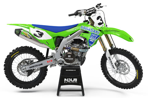 KAWASAKI KXF450 EIGHT6 kit
