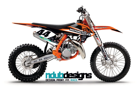 Ktm 85cc RACE series kit