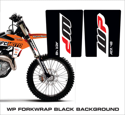 WP FORK WRAPS