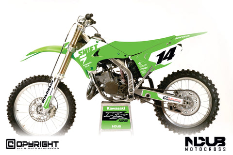 KAWASAKI KX125 KX250 HUNDY KIT
