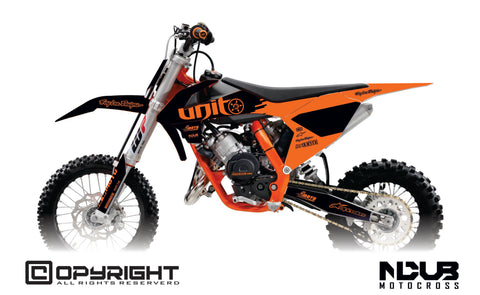 KTM THE UNIT KIT 85cc