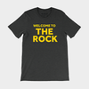 The Rock App State T-Shirt