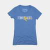 Women's Vintage Marquette Basketball Tee