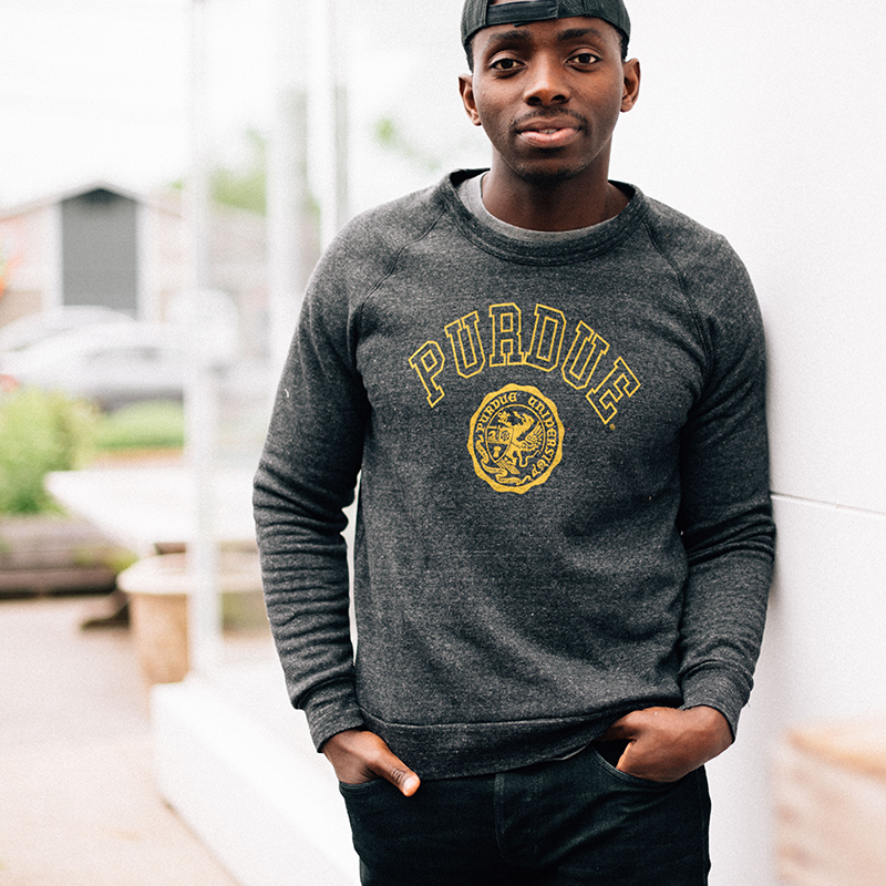 Purdue University Seal Sweatshirt