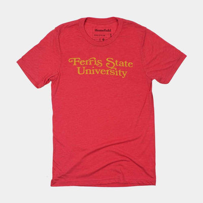 ferris state vintage t-shirt