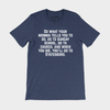 Erk Russell Quote Tee (Georgia Southern)