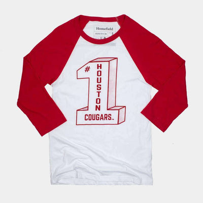 vintage houston baseball tee