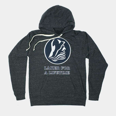 Vintage Gvsu Laker For A Lifetime Hoodie